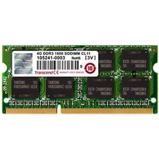 Transcend DDR3L 1600MHz 4GB (TS4GJMA384H)