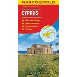 Cyprus Marco Polo Map (, 2011)