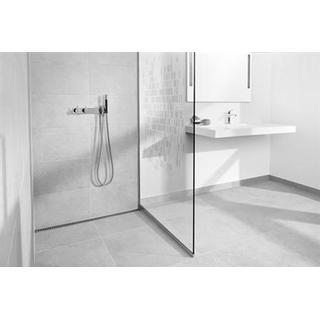 Unidrain Glassline 900 Brusevæg