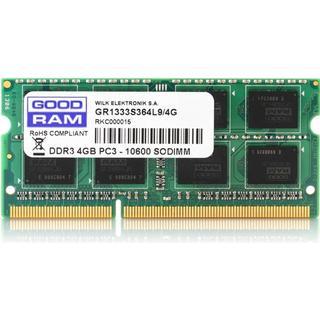 GOODRAM DDR3 1600MHz 4GB (GR1600S364L11S/4G)