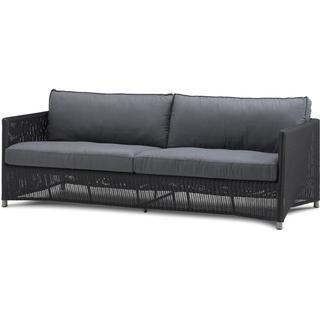 Cane-Line Diamond 3-seat Sofa