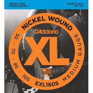D'Addario EXL160S
