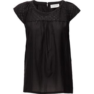 Rosemunde Top - Black