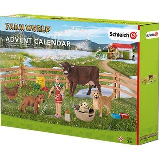 Schleich Julekalender Farm World 2016 97335