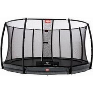 Berg Champion InGround 380cm + Safety Net Deluxe