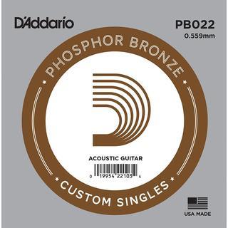 D'Addario PB022