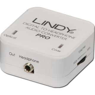 Lindy SPDIF DAC Pro with Headphone Amp