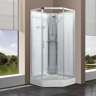 Bathlife Ideal Elegant Brusekabine 900x900mm