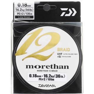 Daiwa Morethan 12 0.08mm 135m