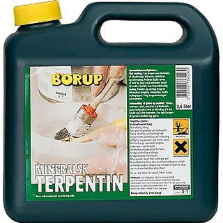 Borup Mineralsk Terpentin Dunk 2.5L