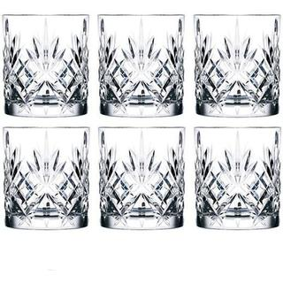 Lyngby Melodia Whiskeyglas 31 cl 6 stk