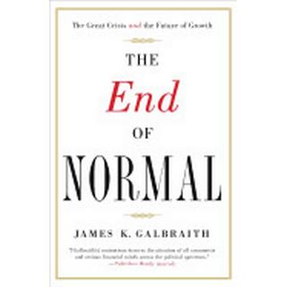 end of normal the great crisis and the future of growth