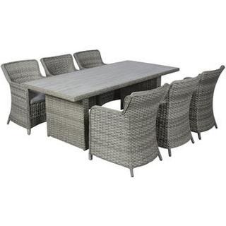 Vila Orust Havemøbelsæt, 1 borde inkl. 4 stole