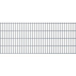 vidaXL 2D Garden Fence Panels 32mx83cm