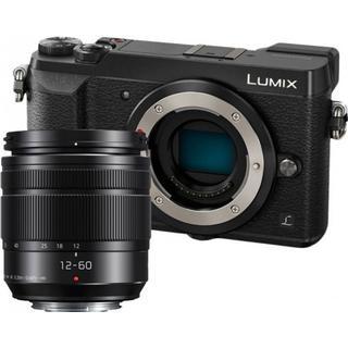 Panasonic Lumix DMC-GX80 + 12-60mm OIS