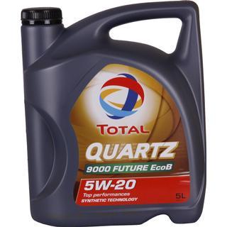 Total Quartz 9000 Future EcoB 5W-20 5L Motorolie