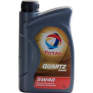 Total Quartz 9000 5W-40 1L Motorolie
