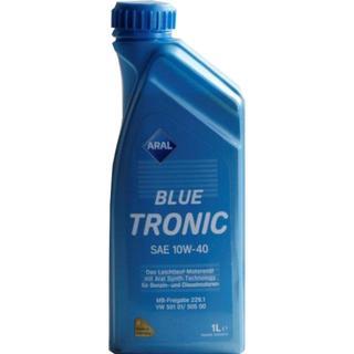 Aral BlueTronic SAE 10W-40 1L Motorolie