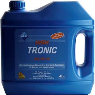 Aral HighTronic 5W-40 4L Motorolie