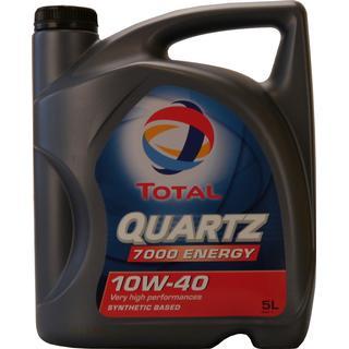Total Quartz 7000 Energy 10W-40 5L Motorolie