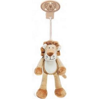 Teddykompaniet Diinglisar Wild Clip Lion 16cm