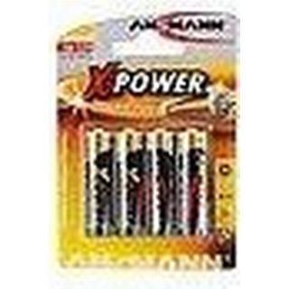 Ansmann X-Power Mignon AA 4-pack