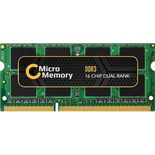 MicroMemory DDR3 1066MHz 2GB for HP (MMH0842/2048)