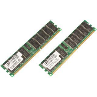 MicroMemory DDR 266MHZ 2x1GB ECC Reg System specific (MMH9654/2G)