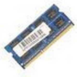 MicroMemory DDR3 1066MHz 1GB (MMDDR3-8500/1GBSO-128M8)