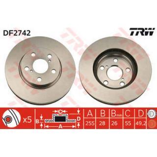 TRW DF2742