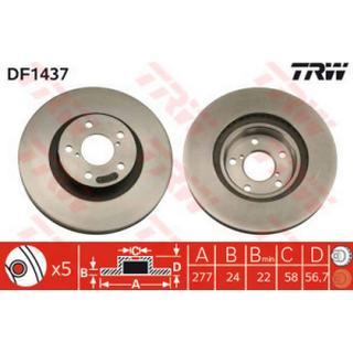 TRW DF1437