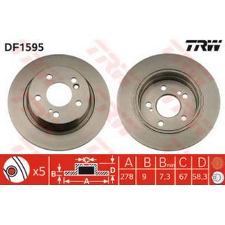 TRW DF1595