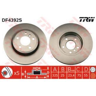 TRW DF4392S