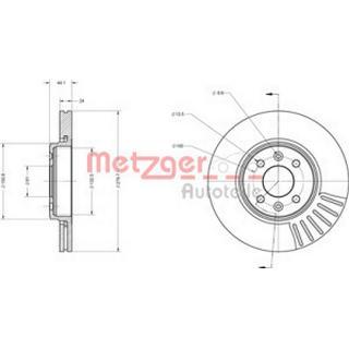 Metzger 6110033