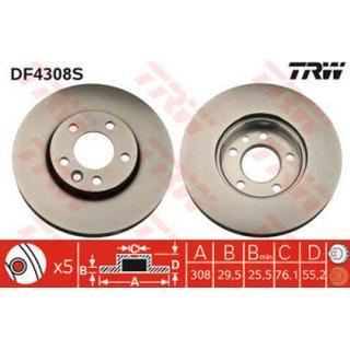 TRW DF4308S