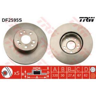 TRW DF2595S