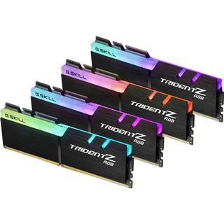 G.Skill Trident Z RGB DDR4 3600MHz 4x8GB (F4-3600C17Q-32GTZR)