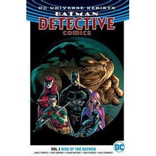 Batman Detective Comics 1 (Pocket, 2017), Pocket