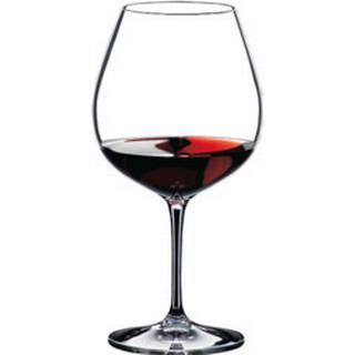 Riedel Vinum Pinot Noir Rødvinsglas 70 cl 2 stk