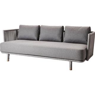 Cane-Line Moments 3-sits Sofa