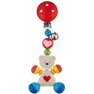 Heimess Clip Heart Bear