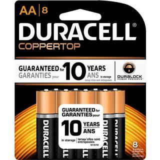 Duracell AA Power 8-pack