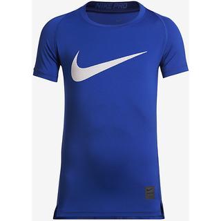 Nike Cool HBR Compression Junior - Game Royal/Deep Royal Blue/White