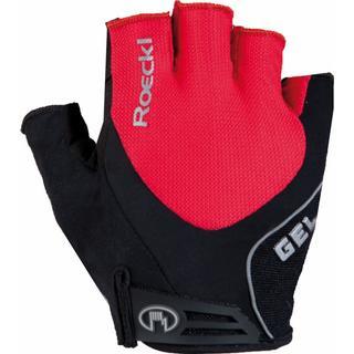 Roeckl Imuro Gloves Unisex - Red/Black