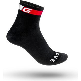 Gripgrab Classic Regular Cut Sock Unisex - Black