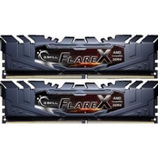 G.Skill Flare X DDR4 2400MHz 2x8GB (F4-2400C16D-16GFX)