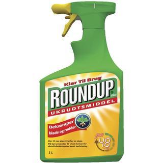 ROUNDUP Klar til Brug Ukrudtsmiddel Spray 1L