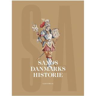 Saxos Danmarks historie, Hardback
