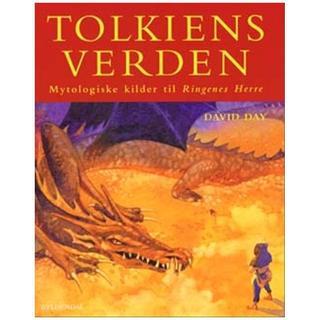 Tolkiens verden: Mytologiske kilder til Ringenes Herre, Hardback