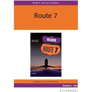 Route 7, Lydbog CD
